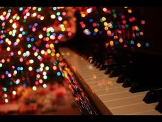 that is also the same with piano playing. The piano is a very special musical instrument and almost every individual desire to play it. But before you can play the pian Christmas Cover, Christmas Lights, Christmas Christmas, Christmas Tumblr, Keyboard Lessons, American Songs, Cancer Moon, The Computer, Music School