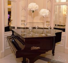 Vanity, Black And White, Wedding, Furniture, Design, Home Decor, Vanity Area, Valentines Day Weddings, Homemade Home Decor