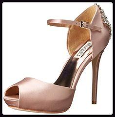 Badgley Mischka Gene Damen US 10 Rosa Mary Janes - Sandalen für frauen (*Partner-Link)