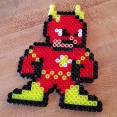 The Flash perler beads by sole4real702