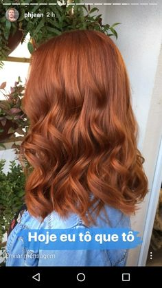 Gorgeous Ginger Copper Hair Colors And Hairstyles You Should Have In Winter; Red Hair Color And Style; Giner And Red Hair Color; Ginger Hair Color, Hair Color And Cut, Ginger Hair Dyed, Schwarzkopf Igora Royal, Cheveux Oranges, Strawberry Blonde, Aesthetic Hair, Grunge Hair, Hair Looks
