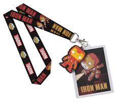 Pop! Lanyards: Iron Man