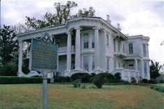 Merrehope House circa 1858, Meridian, MS. Merrehope is one of only six homes…                                                                                                                                                                                 More