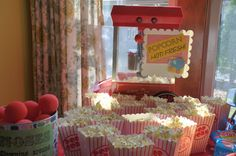fun ideas and inspiration for the circus carnival party