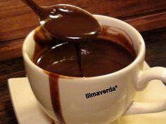 llimaverda: Chocolate a la taza