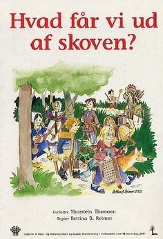 Skovens fugle og folk by Dansk Skovforening - issuu By, Folk, Baseball Cards, Education, Sports, Nature, Hs Sports, Popular, Fork