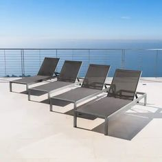 Buy Outdoor Chaise Lounges Online at Overstock | Our Best Patio Furniture Deals Patio Chaise Lounge, Lounge Seating, Patio Chairs, Chaise Lounges, Outdoor Lounge, Lounge Chairs, Pool Furniture, Outdoor Furniture Sets, Furniture Deals