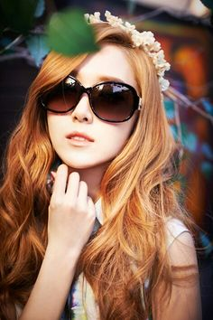 jung jessica ♥ #snsd #hair #style