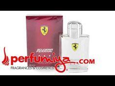 Ferrari Red Cologne for Men by Ferrari from #Perfumiya - YouTube