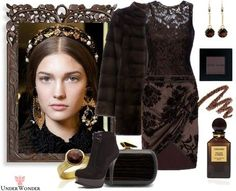 UnderWonder's stylebook at ShopStyle: Skirt Flirt #20: GUCCI Velvet-patterned brushed silk-blend satin wrap skirt