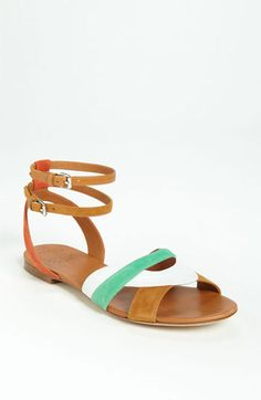 MARC BY MARC JACOBS 'Color Weave' Sandal | Nordstrom