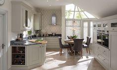 shaker style kitchen ideas - Google Search