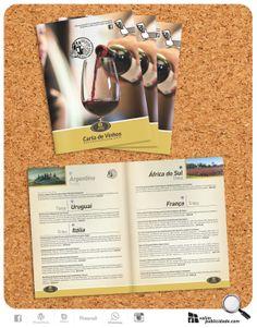Criação e impressão de cartas de vinho em PVC frente e verso para Restaurante Assuq   Av. Paulo Novaes, 516   Avaré - SP - Brasil   Tel (014) 3731.9688   www.restauranteassuq.com.br #assuq #avare #restaurante #parrilla #brasil #valim #cartadevinho #wine #vinho