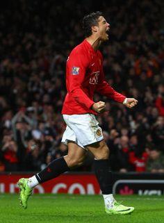 Cristiano Ronaldo, 2009...