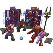 Mega Bloks Halo Crimson Covenant Combat Unit Play Set