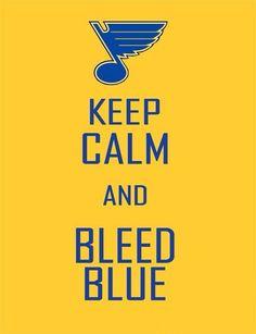 Keep Calm Blues