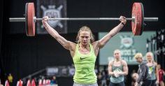 Iceland CrossFit Games Girls: Meet Thuridur Erla Helgadottir - http://www.boxrox.com/crossfit-games-thuridur-erla-helgadottir/