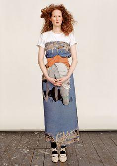 CHARLOTTE LINTON Printed scarves