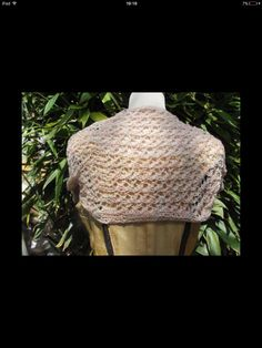 A personal favourite from my Etsy shop https://www.etsy.com/uk/listing/280290872/pale-pink-hand-knitted-bolero-jacket-or