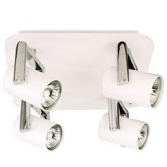 Spot LAMPA sufitowa BLAND FH31714SJ11 WPLUSCH Italux biały