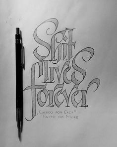 """Beautiful letter forms. Type by Andrey Martynov 