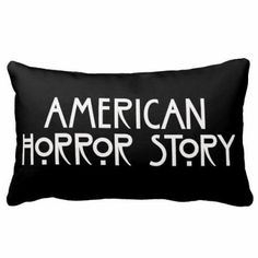 50 budget friendly bedroom ideas: American horror story pillow