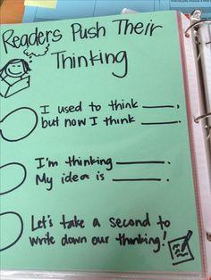 Conference Toolkit Demonstartion Notebook Conferring Reading Strategies, Reading Skills, Teaching Reading, Reading Comprehension, Guided Reading, Readers Notebook, Readers Workshop, Writing Workshop, Third Grade Writing