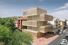 Cultural Center La Gota – Tobacco Museum , Navalmoral de la Mata, 2015 - Losada García Arquitectos