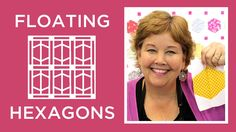 The video is an awesome tutorial. Jenny from the MissouriStar Quilt Company has done it again. I watched this video and it just makes a Floating Hexagon look so easy. When it comes to quilting, Jenny just makes it all look so easy. You will need the following supplies for this project. 42 5-inch squares …
