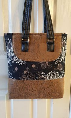 Try the Tiffany Tote Sewing Pattern for Free! Subscribe to our Newsletter to receive your Free Sewing Pattern along with Exclusive Offers, New Product Releases, and Tutorials. The Tiffany Tote is designed to personalize to your own style by showing off your favorite fabrics, metal strap connectors, and rivets! This is a great pattern for …