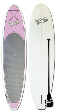 SUP ATX LR4 - Pink - Sale Price: $935 includes FREE Paddle & FREE Shipping.  Total Savings: $490!
