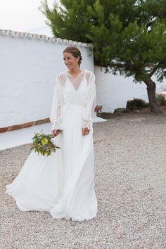 La boda de Lucía y Roger en Menorca © Estudio Montse Campins