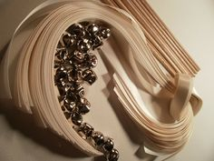 DIY Wedding Wands Ribbon Wands with Silver or a Gold by TenTables, $74.00