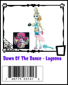 Lagoona Blue with DVD