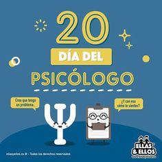 Feliz día #psicólogos 🙌 Menciona a un amig@ de esta profesión y felicítal@ en su día así participa en el sorteo de un regalo de su profesión ❤️👇👇👇👇 . . . #frasesdeellasyellos #psicologia #psicologa Nintendo Switch, Logos, I'm Sorry, Prize Draw, Happy Day, Psicologia, Gift, Logo