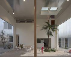 Airy house / Ikimono Architects