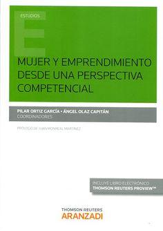 MUJER y emprendimiento desde una perspectiva competencial. 2016