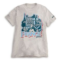 EPCOT 30th Anniversary Tee for Adults - France
