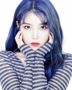 Korean Beauty, Asian Beauty, Iu Hair, Carmel Hair, Pretty Korean Girls, Iu Fashion, New Hair Colors, Korean Actresses, Korean Celebrities