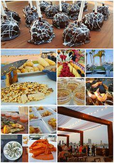 Food and More Food at the Coronado Island Marriott Resort and Spa