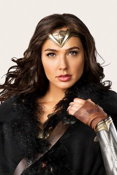 New promotional image for Wonder Woman (2017)