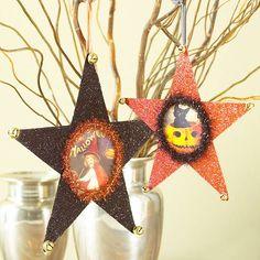 Vintage Star Ornament