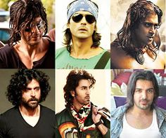 Bollywood Actors Who Have Carried The Long-Hair Look Well! #Bollywood #Actors #Bollywoodactors #Entertainment