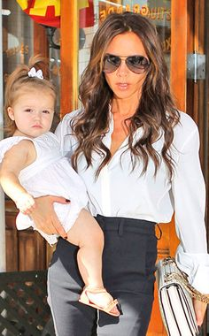 Victoria Beckham, Harper Beckham Soccer Stars Travel multicityworldtravel.com cover world over Hotel and Flight deals.guarantee the best price