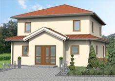 Massivhaus walmdach  Beliebt bei unseren Kunden: Modernes #Massivhaus mit #Walmdach ...