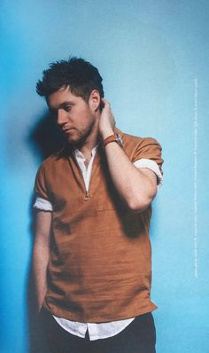 Niall for TMRW Magazine