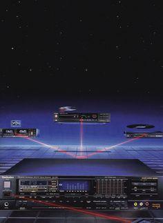 80s Technics ad