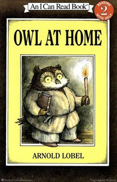 Owl at Home by Arnold Lobel, Illustrated by Arnold Lobel