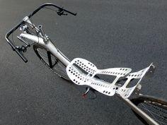 recumbent bicycle Slyway endorphin 650 (first prototype)