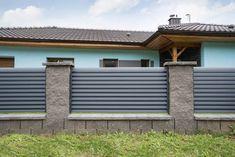 Hliníková brána, branka a plot Viana - LAMARK Garage Doors, Outdoor Decor, Design, Home Decor, Homemade Home Decor, Interior Design, Design Comics, Home Interiors